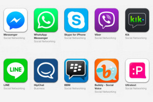 instant messaging apps
