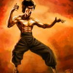 Bruce_Lee_by_lukeradl